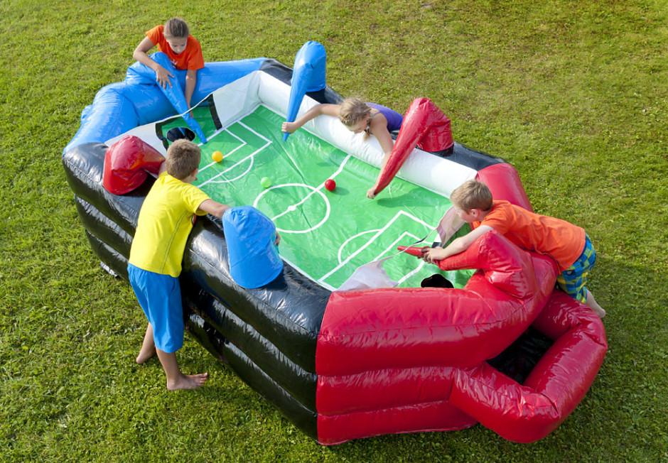 Blaasvoetbalspel