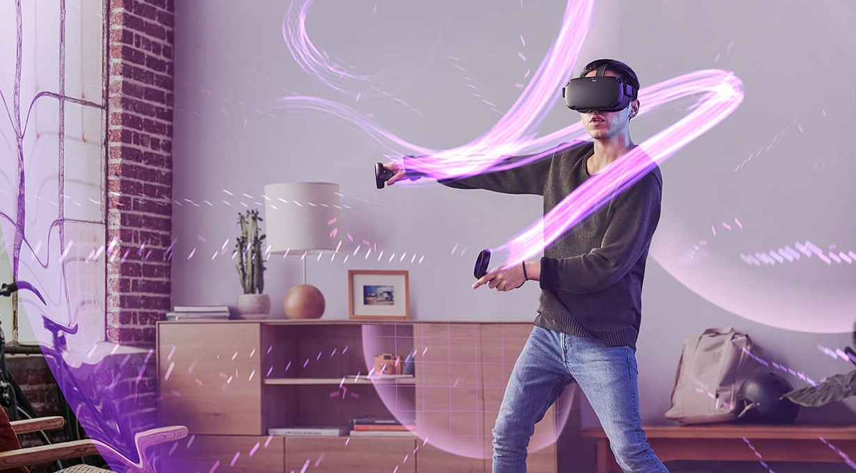 Oculus Quest VR brillen